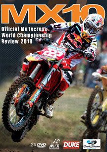 World Motocross Review 2010 (DVD)
