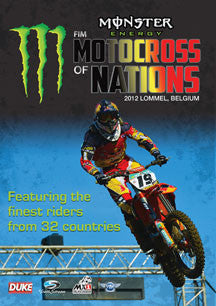Monster Energy Motocross Of Nations 2012 (DVD)