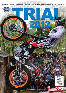World Outdoor Trials Review 2012 (DVD)
