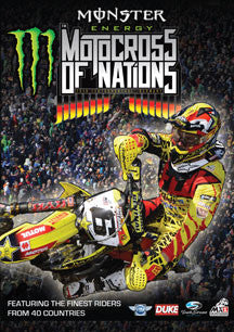 Motocross Of Nations 2013 (DVD)