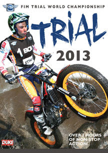 World Outdoor Trials Review 2013 (DVD)