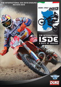 International Six Day Enduro 2013 (DVD)