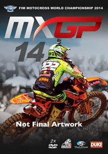 MXGP Review 2014 (DVD)