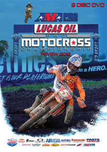 Ama Motocross Review 2012 (DVD)