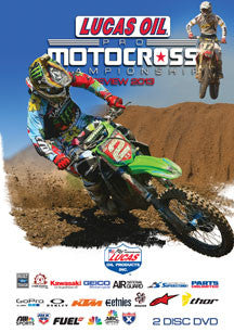 AMA Motocross Review 2013 (DVD)