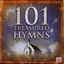 101 Treasured Hymns: Complete (CD)