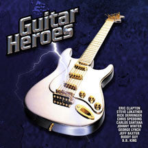 Guitar Heroes Volume 1 (CD)