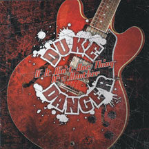 Duke Danger - If It Ain't One Thing It's Another (CD)