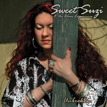 Sweet Suzi & The Blues Experie - Unbroken (CD)