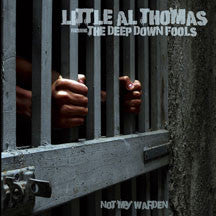 Little Al Thomas - Not My Warden (CD)