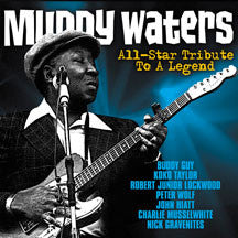 Muddy Waters: An All-Star Tribute (CD)