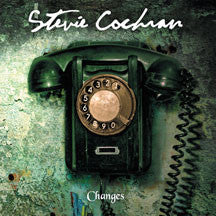 Stevie Cochran - Changes (CD)