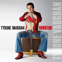 Tyrone Vaughan - Downtime (CD)