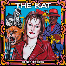 Kat - The Kat is Back in Town (CD)