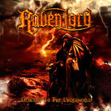 Raven Lord - Descent To The Underworld (CD)