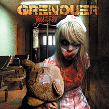 Grenouer - Blood on the Face (CD)