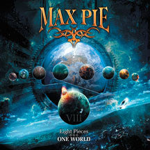 Max Pie - Eight Pieces - One World (CD)
