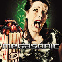 Megasonic - Intense (CD)