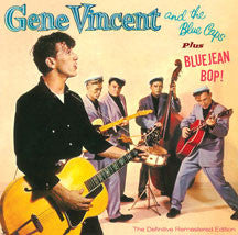 Gene (& Blue Caps) Vincent - Gene Vincent And The Blue Caps + Blue Jean Bop! + 8 Bonus Tracks (CD)
