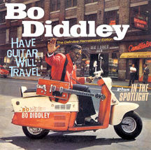 Bo Diddley - Have Guitar, Will Travel + In The Spotlight + 5 Bonus Tracks (CD)