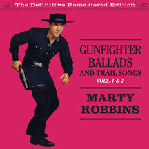 Marty Robbins - Gunfighter Ballads And Trail Songs - Vols. 1&2 + 4 Bonus Tracks (CD)