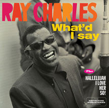 Ray Charles - What'd I Say + Hallellujah I Love Her So! + 2 Bonus Tracks (CD)