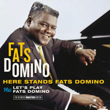 Fats Domino - Here Stands Fats Domino + Let's Play Fats Domino + 6 Bonus Tracks (CD)