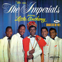 We Are The Imperials + Shades Of The 40's + 6 Bonus Tracks (CD)