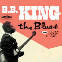 B.b. King - The Blues + Blues In My Heart + 4 Bonus Tracks (CD)