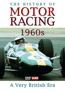 History Of Motor Racing In 1960s (DVD)