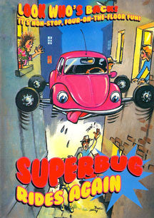 Superbug Rides Again (DVD)