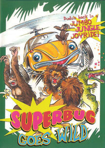 Superbug Goes Wild (DVD)