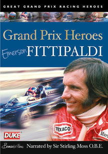 Emerson Fittipaldi Grand Prix Hero (DVD)
