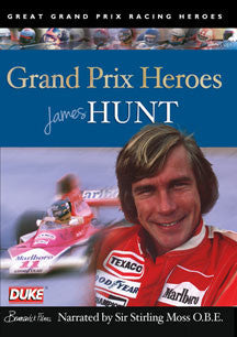 James Hunt Grand Prix Hero (DVD)