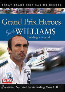 Frank Williams Grand Prix Hero (DVD)