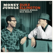 Duke Ellington & Charles Mingus - Money Jungle + 4 Bonus Tracks! (LP)