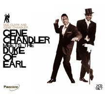 Dee & Gene Chandler Clark - Gene Chandler Meets The Duke Of Earl (CD)
