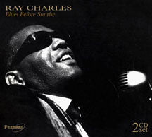 Ray Charles - Blues Before Sunrise (CD)