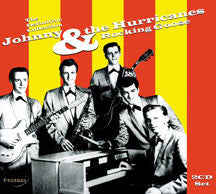 Johnny & The Hurricanes - Rocking Goose (The Definitive Collection) (CD)