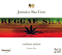 Jamaica Ska Core ? Reggae Ska - Volume One (CD)