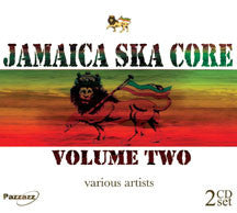 Jamaica Ska Core - Reggae Ska - Volume Two (CD)