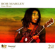 Bob Marley - Volume 1: Lion Heart (CD)