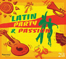 Latin Party & Passion (CD)