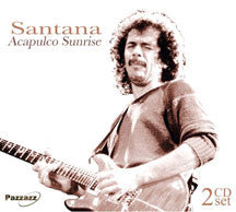 Santana - Acapulco Sunrise (CD)
