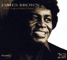James Brown - Give It Up Or Turn It Loose (CD)