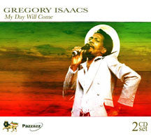 Gregory Isaacs - My Day Will Come (CD)