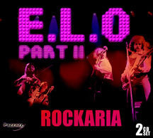 ELO Part II - Part II - Rockaria (CD)