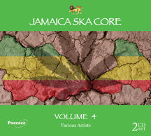 Jamaica Ska Core Vol. 4 (CD)