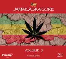 Jamaica Ska Core Vol. 5 (CD)