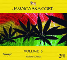Jamaica Ska Core Vol. 6 (CD)